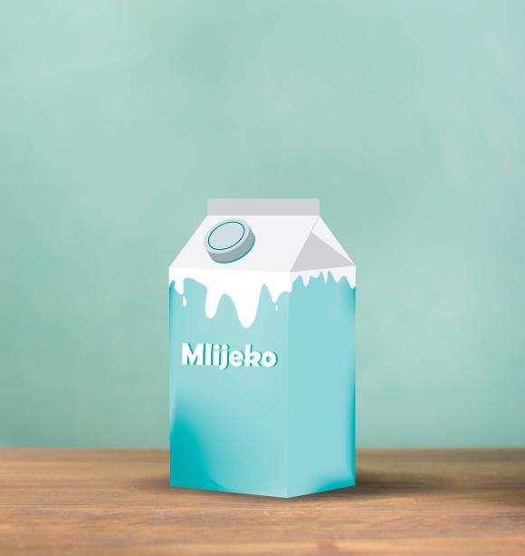 Dobavljači mlijeka